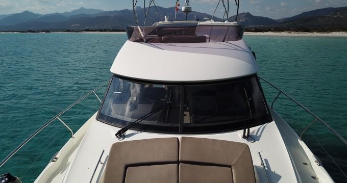 Bootverhuur Jeanneau Prestige 500 Fly in Cannigione via SamBoat