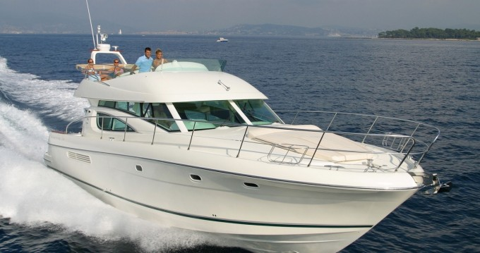 Jachthuur in Cannigione - Jeanneau Prestige 46 Fly-a via SamBoat