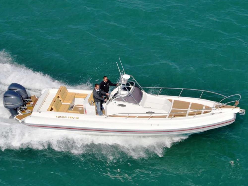 Verhuur Motorboot in Cannigione -  Lomac 1100