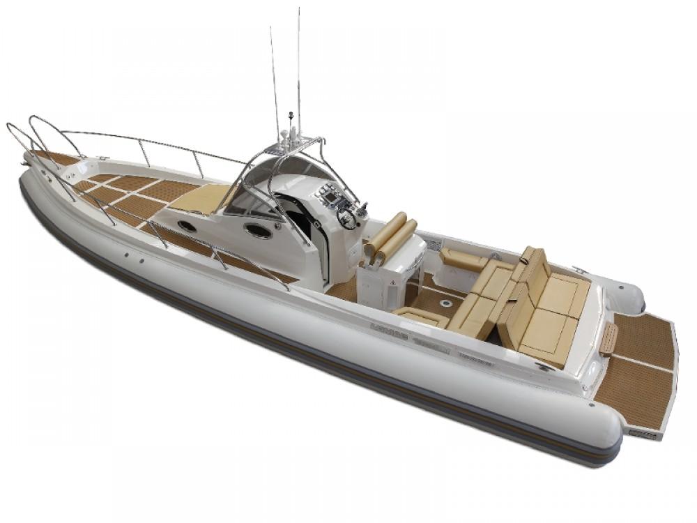 Huur Motorboot met of zonder schipper  in Cannigione