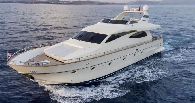 Verhuur Jacht in Cannigione - Canados Canados 72