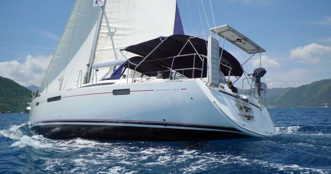 Huur Zeilboot met of zonder schipper Jeanneau in Marmaris
