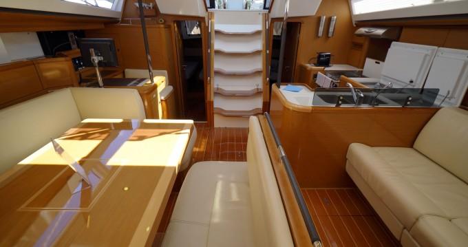 Verhuur Zeilboot in Marmaris - Jeanneau Jeanneau 57