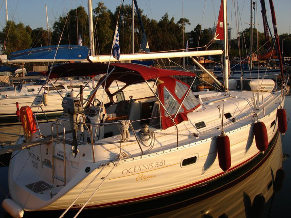 Verhuur Zeilboot in  - Bénéteau Oceanis 361