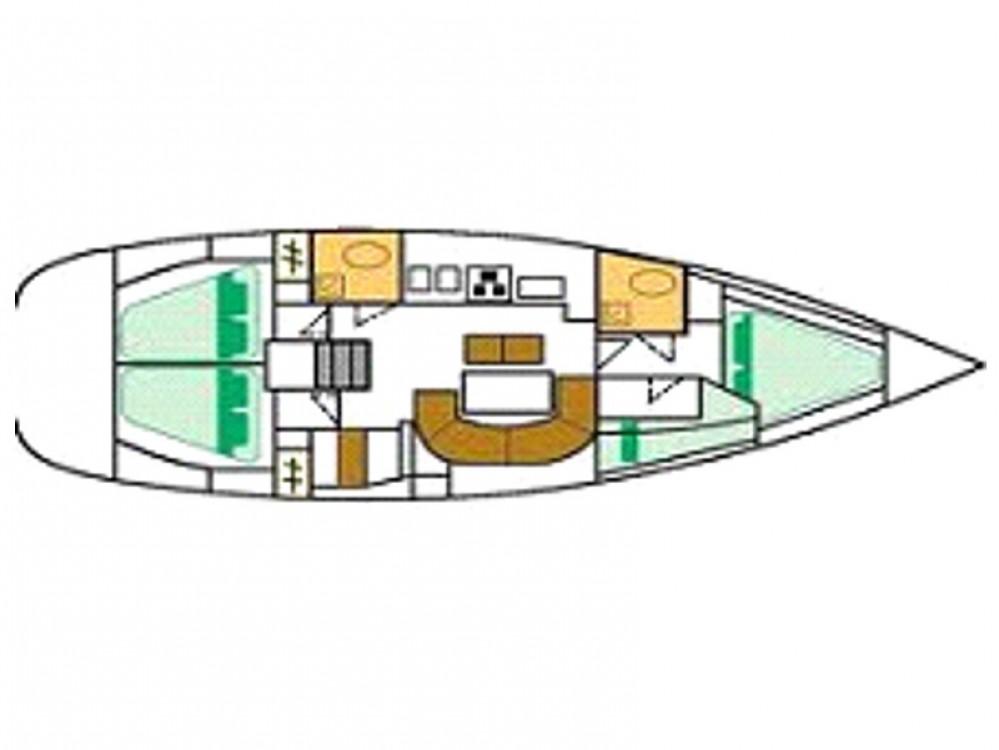 Bootverhuur Bénéteau Oceanis 411 in Álimos via SamBoat
