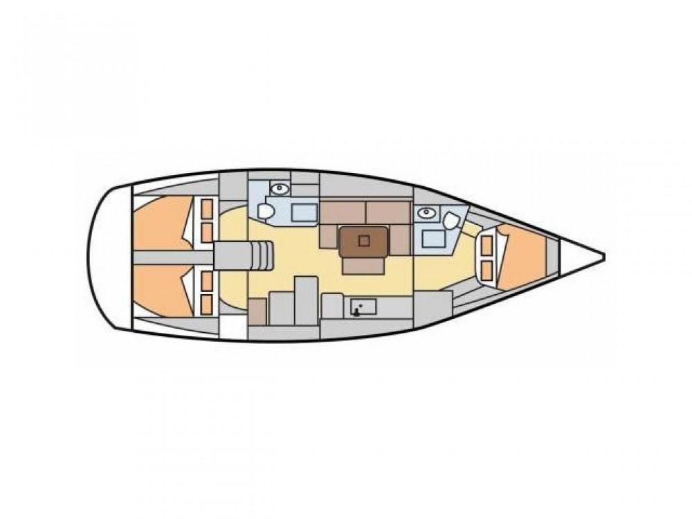 Huur Zeilboot met of zonder schipper Dufour in Sóller
