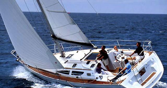Jachthuur in Kallithea - Jeanneau Sun Odyssey 35 via SamBoat