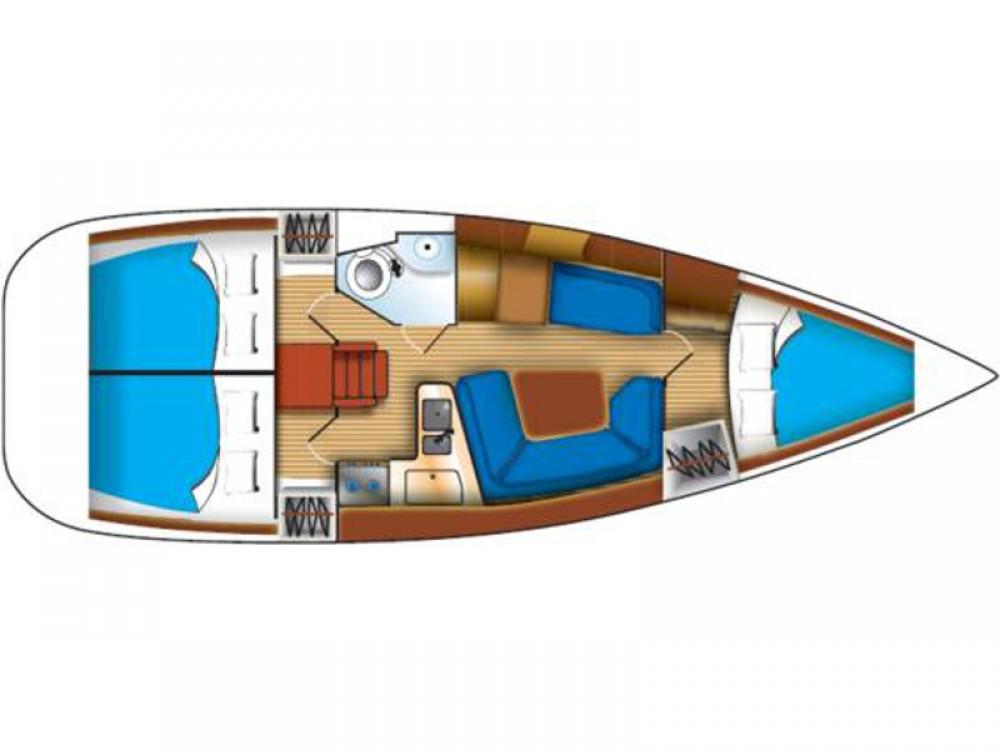 Bootverhuur Marina de Alimos goedkoop Sun Odyssey 35