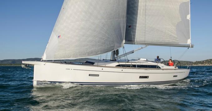 Verhuur Zeilboot in Lávrio - X-Yachts X4-6 model 2019