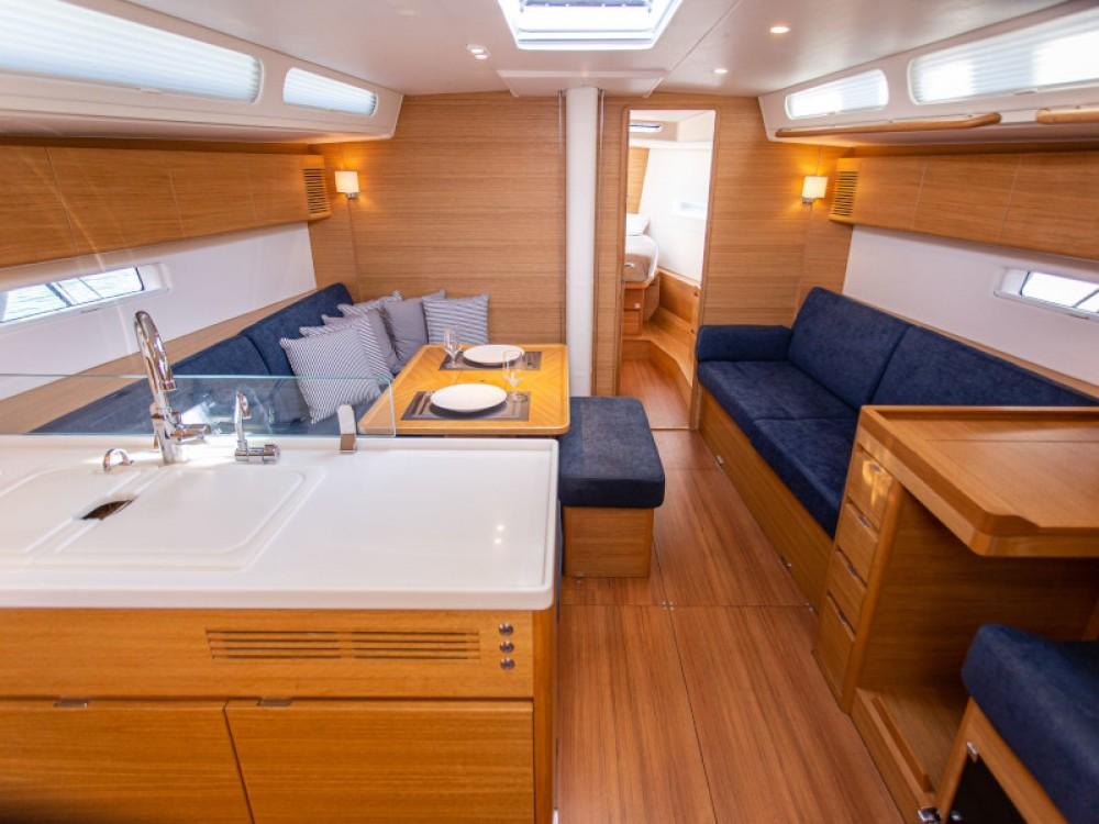 Verhuur Zeilboot in Olympic Marina - X-Yachts X4-6 model 2019