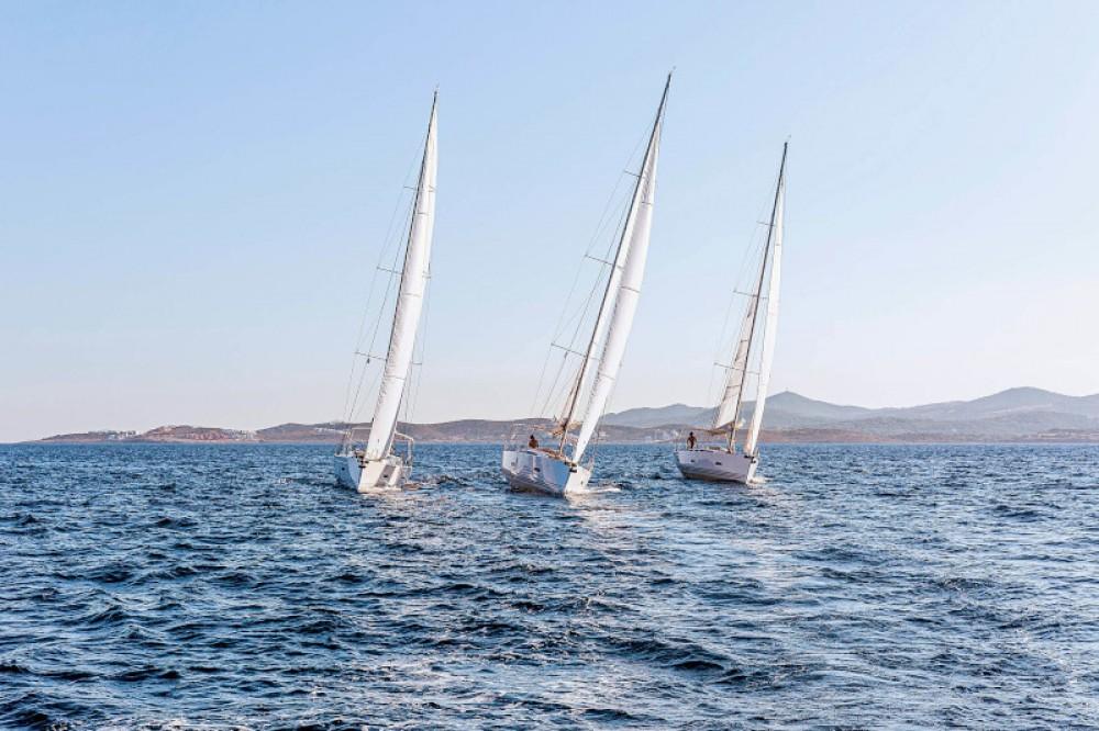 Jachthuur in Λαύριο - X-Yachts X4-6 model 2019 via SamBoat