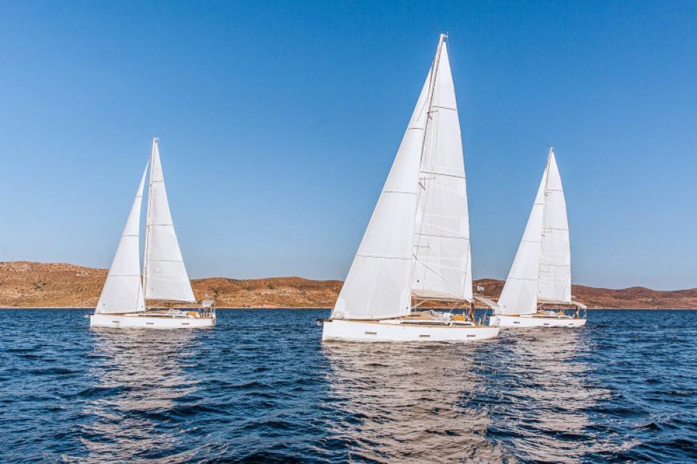 Bootverhuur X-Yachts X4-6 model 2019 in Λαύριο via SamBoat