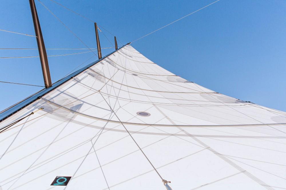 X-Yachts X4-6 model 2019 te huur van particulier of professional in Λαύριο