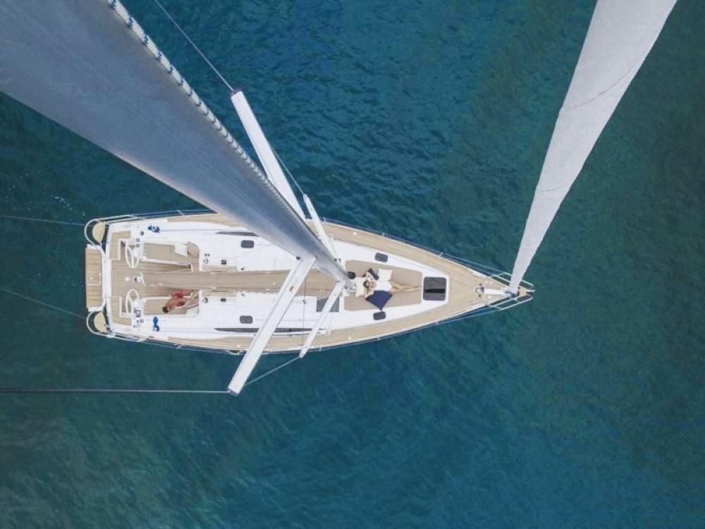 Jachthuur in Marina Pirovac - Elan Elan 45 Impression - 4 cabin version via SamBoat