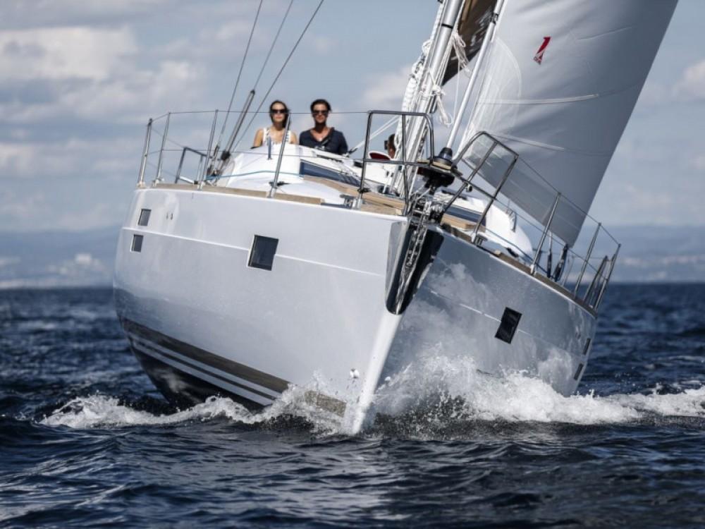 Verhuur Zeilboot in Marina Pirovac - Elan Elan 45 Impression - 4 cabin version