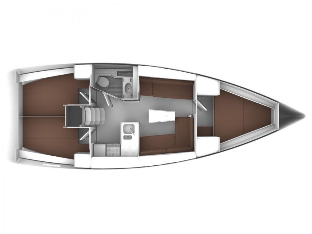 Bootverhuur Bavaria Bavaria Cruiser 37 in Krk via SamBoat