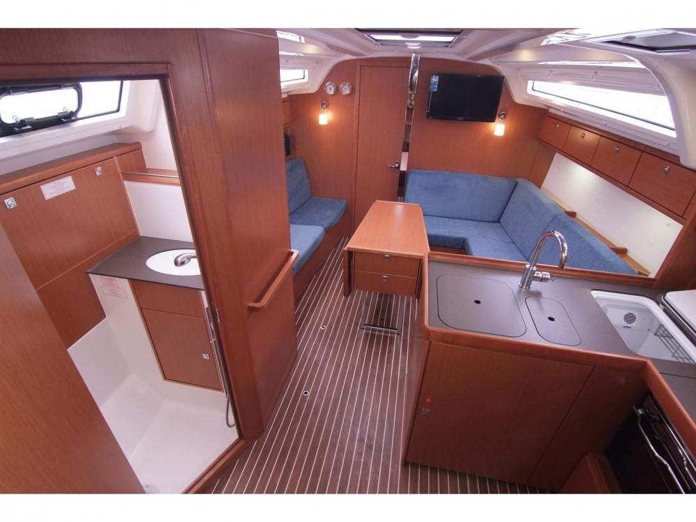 Verhuur Zeilboot in Krk - Bavaria Bavaria Cruiser 37