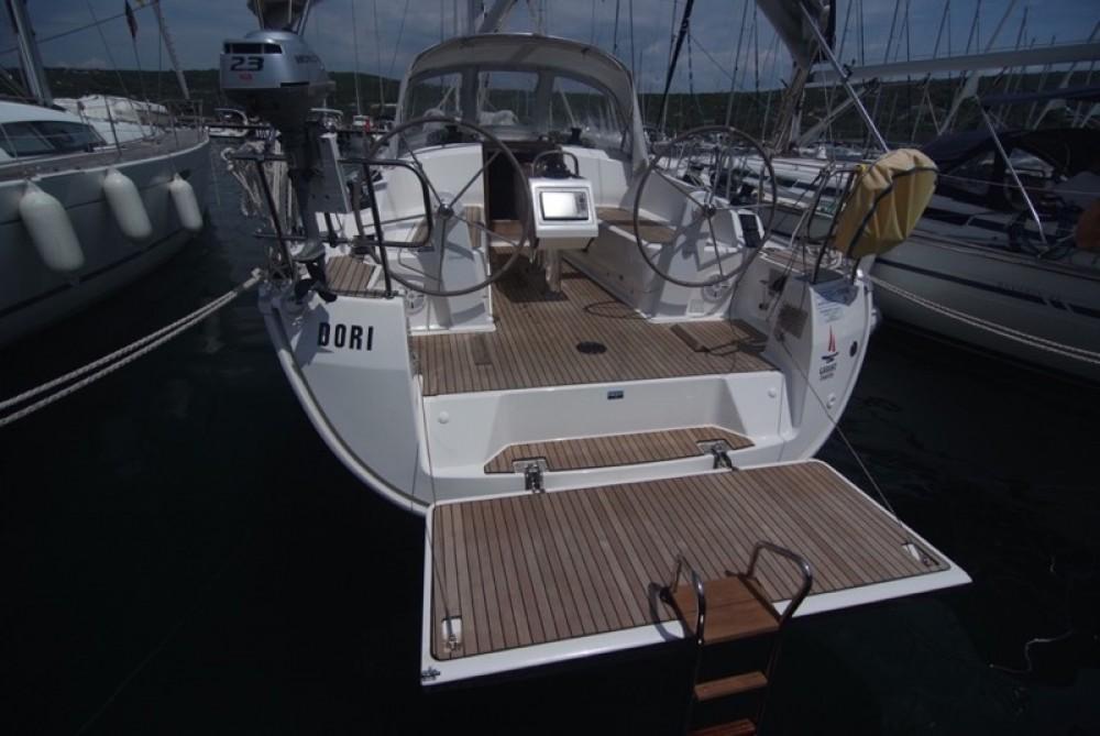 Bootverhuur Krk goedkoop Bavaria Cruiser 37