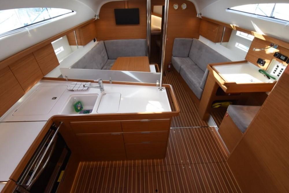 Verhuur Zeilboot in Krk - Elan Elan 45 Impression