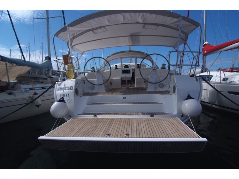 Bootverhuur Krk goedkoop Bavaria Cruiser 51