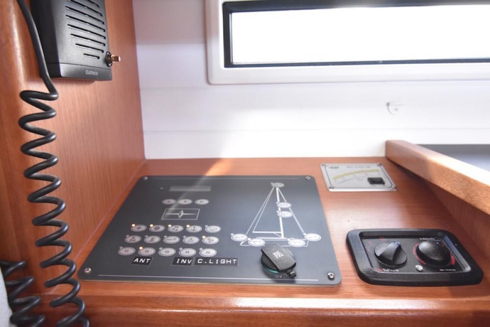 Verhuur Zeilboot in Krk - Bavaria Bavaria Cruiser 51
