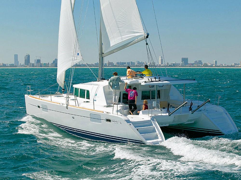 Huur Catamaran met of zonder schipper Lagoon in Krk