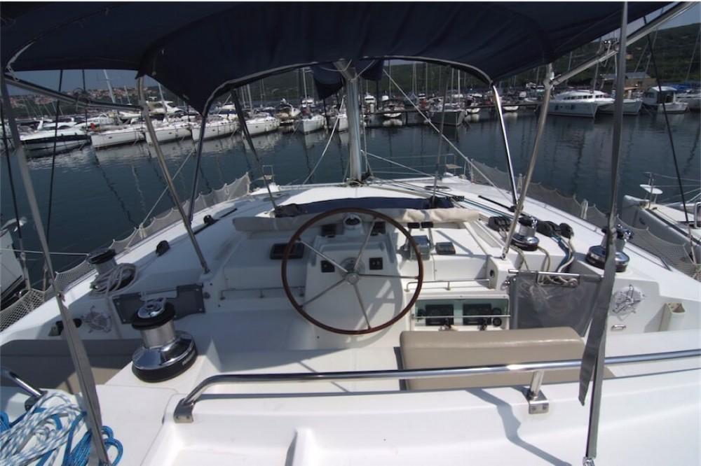 Verhuur Catamaran in Krk - Lagoon Lagoon 440 (4+2 cab)