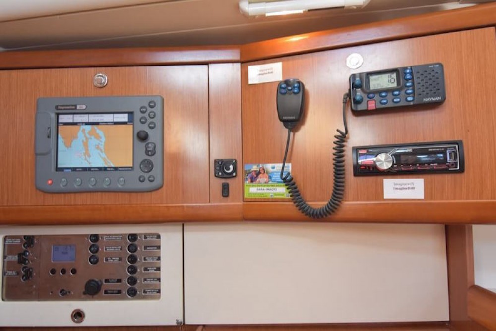 Verhuur Zeilboot in Krk - Bénéteau Beneteau Oceanis 40