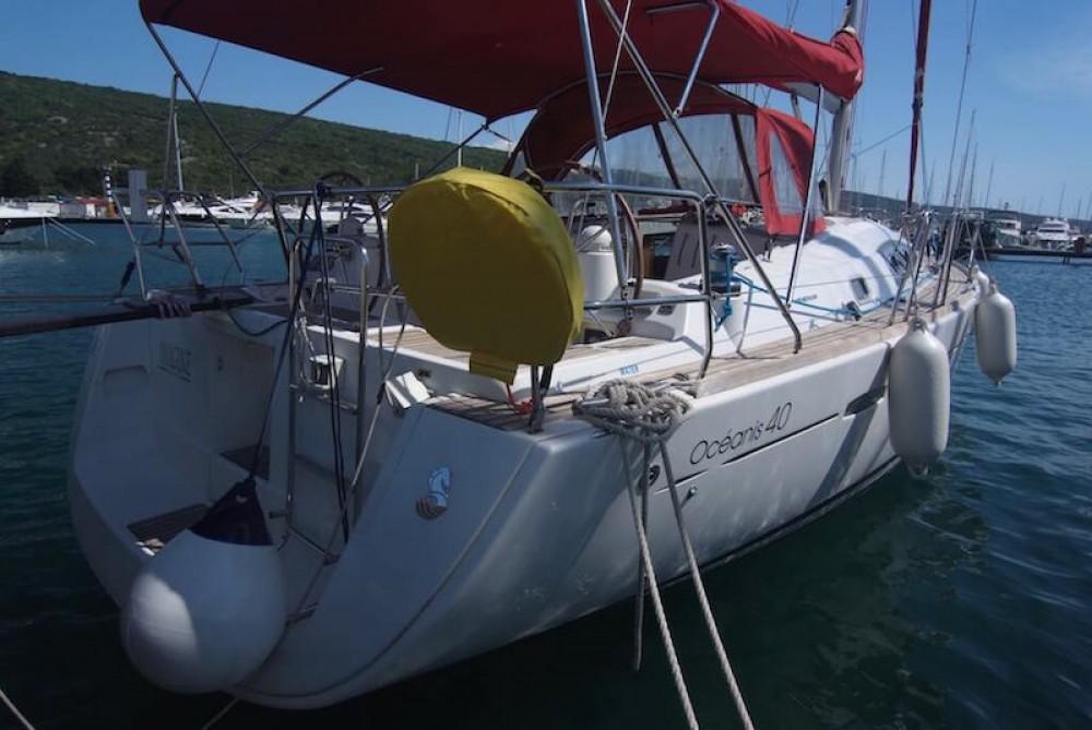 Bénéteau Beneteau Oceanis 40 te huur van particulier of professional in Krk