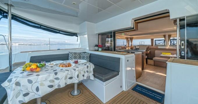 Lagoon Lagoon 450 Sport Top te huur van particulier of professional in Split
