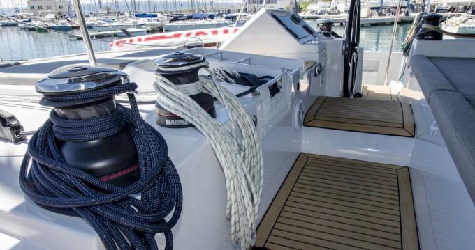 Lagoon Lagoon 450 F te huur van particulier of professional in Split