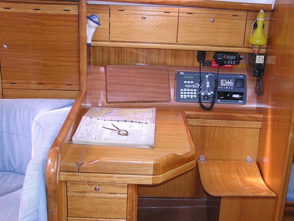 Huur een Bavaria Bavaria 40 Cruiser in Leucade