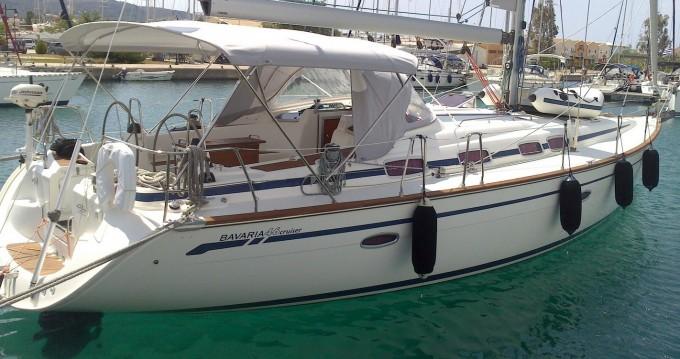 Bootverhuur Port of Lefkada goedkoop Bavaria 46 Cruiser