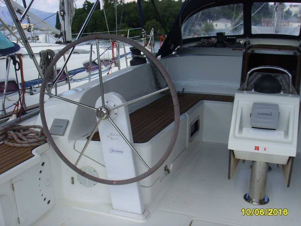 Bootverhuur Bavaria Bavaria 46 Cruiser 2015 in Leucade via SamBoat