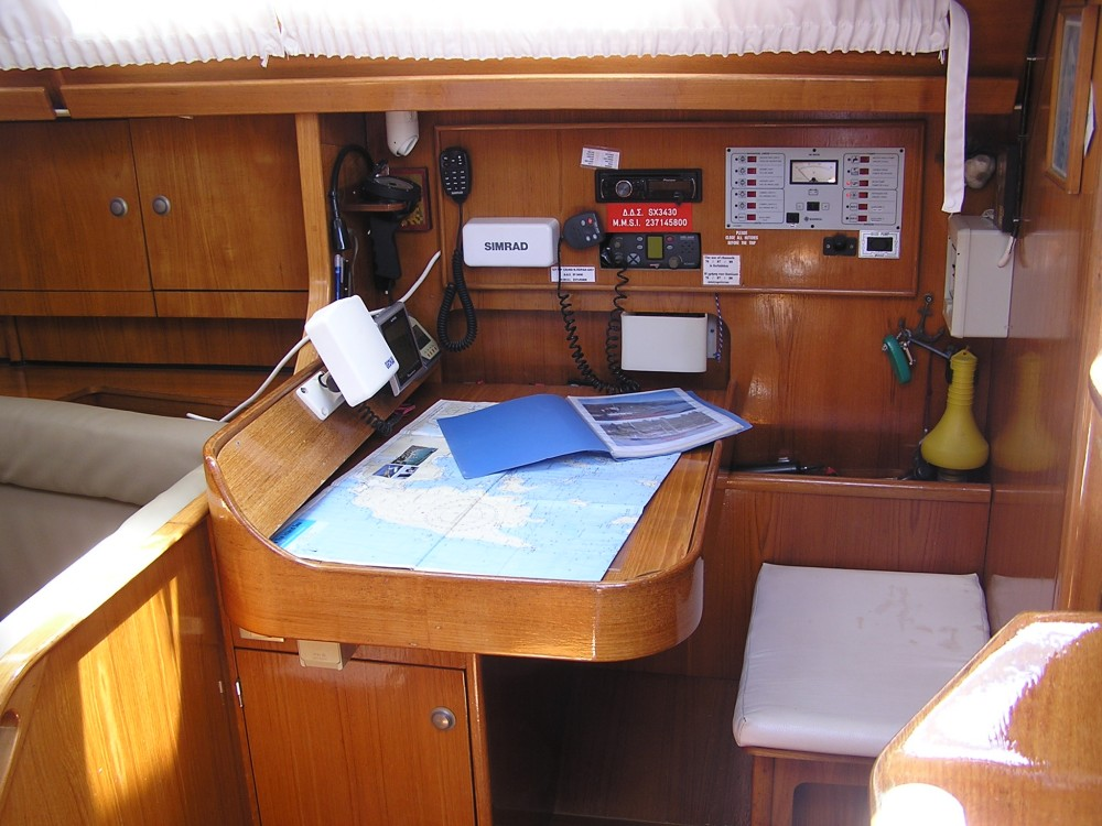 Jachthuur in  - Jeanneau Sun Odyssey 37.1 via SamBoat