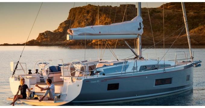 Verhuur Zeilboot in Lefkada (Island) - Bénéteau Oceanis 46.1