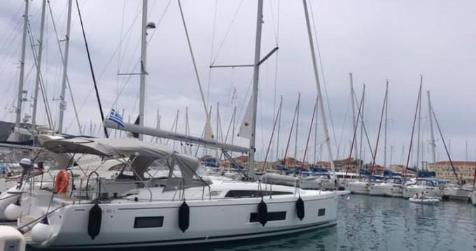 Huur een Bénéteau Oceanis 46.1 in Lefkada (Island)