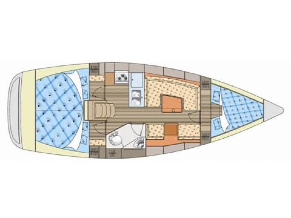 Bootverhuur Elan Elan 344 Impression in Murter via SamBoat