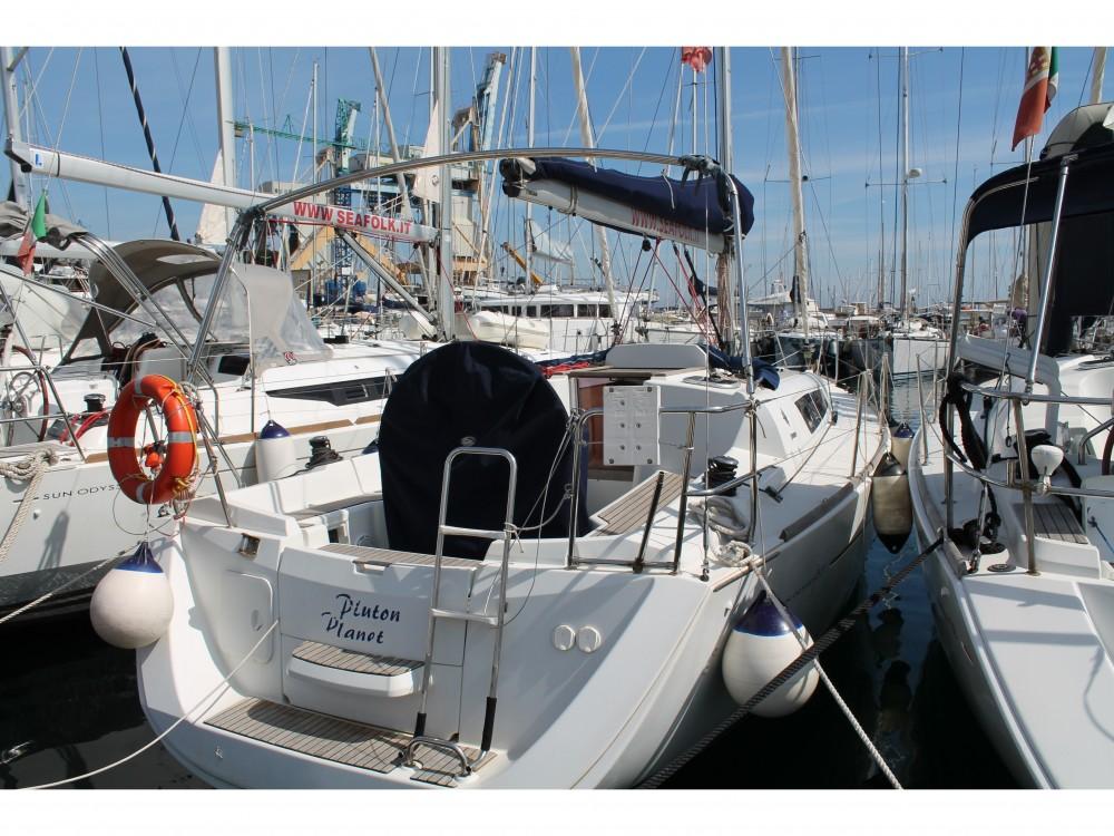 Jachthuur in Marsala - Jeanneau Sun Odyssey 33 via SamBoat