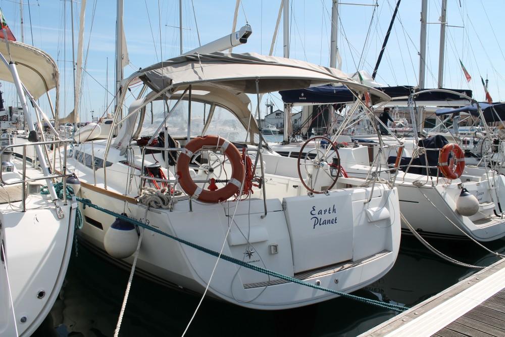 Bootverhuur  goedkoop Sun Odyssey 439