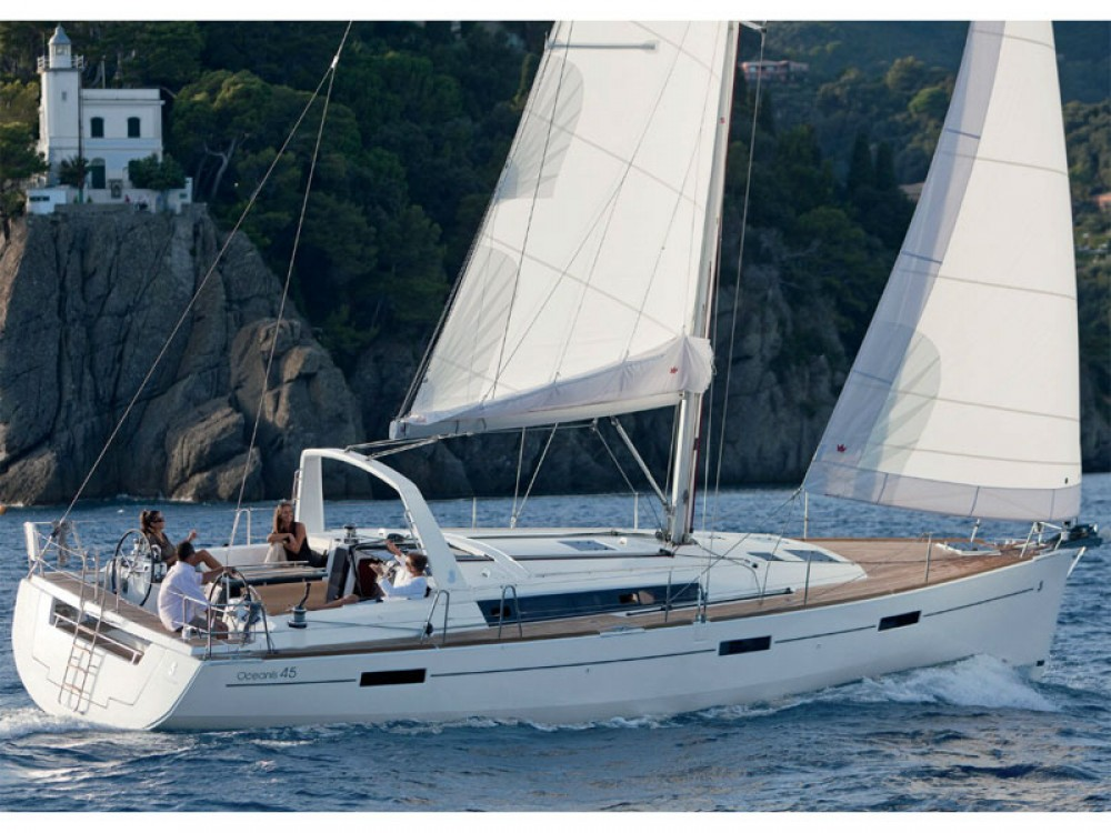 Bénéteau Oceanis 45 te huur van particulier of professional in Palerme