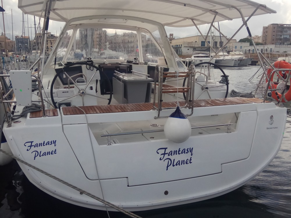 Huur Zeilboot met of zonder schipper Bénéteau in Palerme