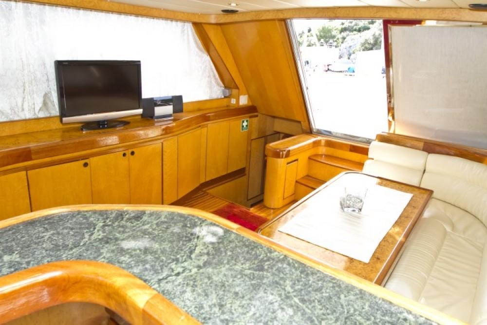 Verhuur Jacht in Primošten - Yaretti Yaretti 2110