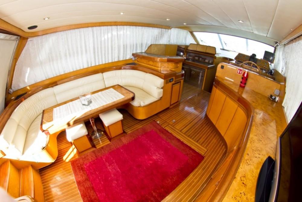Verhuur Jacht Yaretti met vaarbewijs