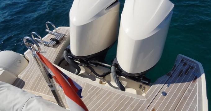 Verhuur Motorboot in Primošten -  MAR-CO e-motion 32