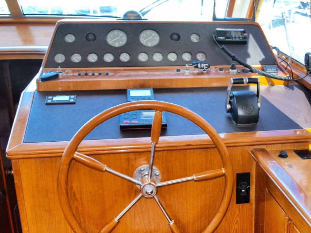 Verhuur Motorboot in Primošten - Yaretti Yaretti 1570 Heck