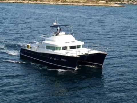 Bootverhuur Primošten goedkoop Lagoon 43 Power