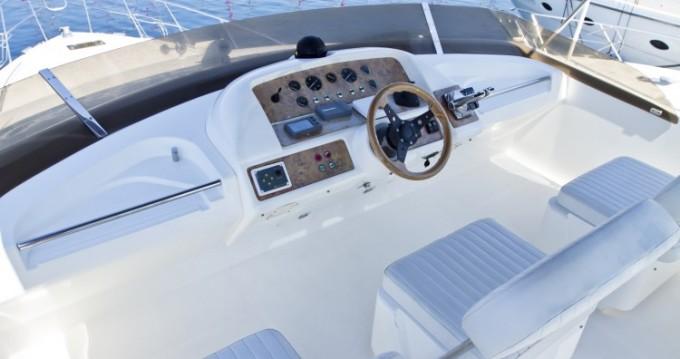 Verhuur Motorboot in Primošten - Princess Princess 470