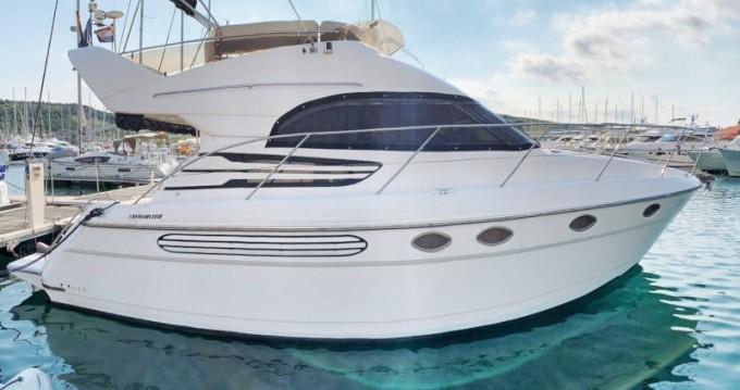 Verhuur Motorboot in Primošten - Fairline Fairline Phantom 40