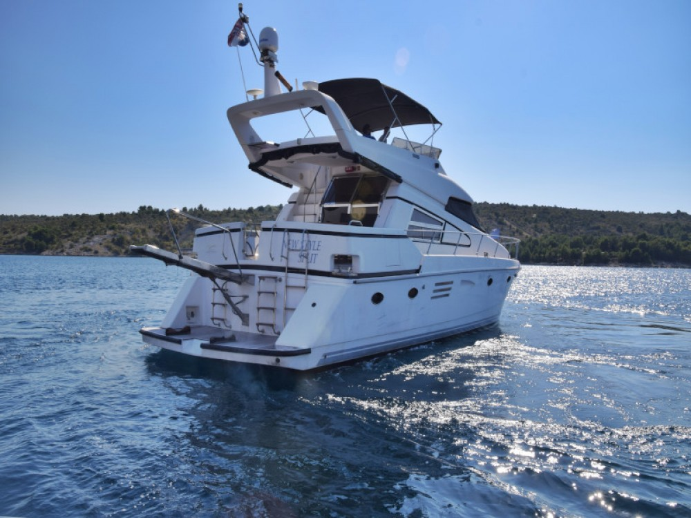 Verhuur Motorboot in Primošten -  Johnson 56